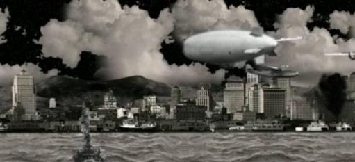 Golden Gate Bridge Video Collage – David Dutton